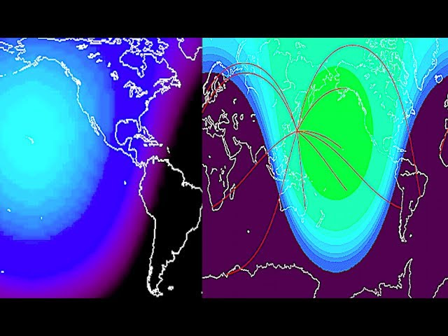 *Ionosphere Disturbance* | Global Wave Propagation  Sddefault