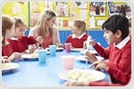 In-school nutrition programs among students limit increases in BMI, finds study