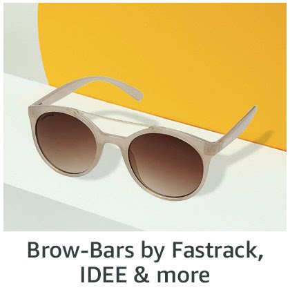 Brow Bars by Fastrack, IDEE & more