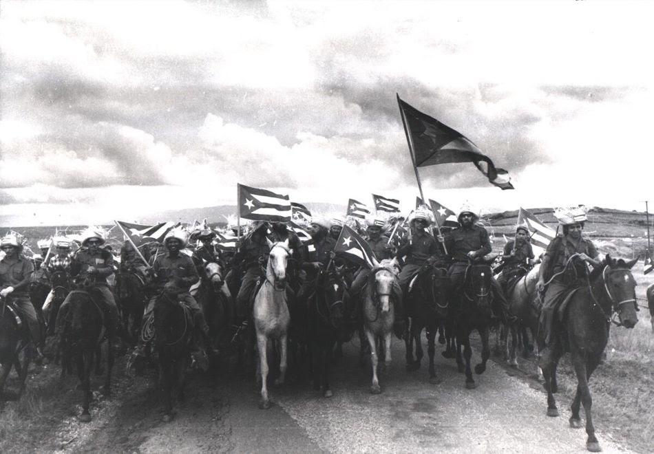 Raúl Corrales Fornos (Cuba), La caballería ('The Cavalry'), 1960.