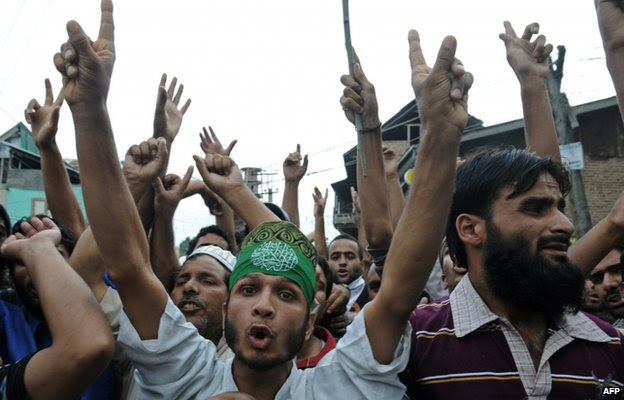 Anti-India protest in Kashmir, 2010