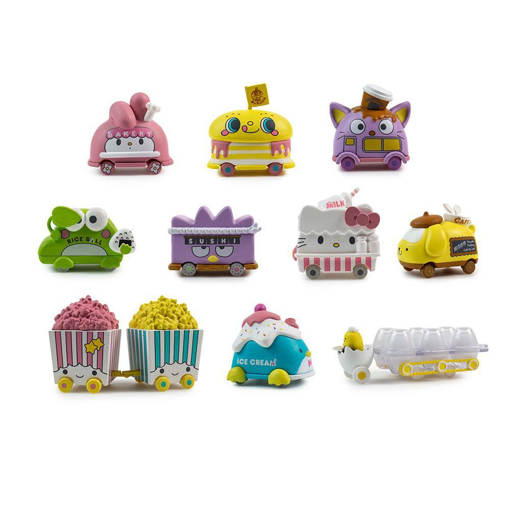 Hello Sanrio Micro Vehicle Blind Bag Series by Kidrobot