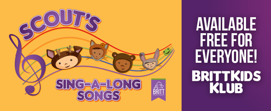 Scout's Sing-a-long Songs