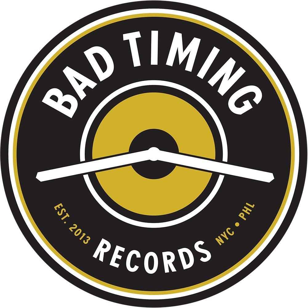 bad timing records logo