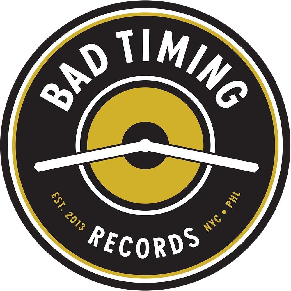 bad timing records logo