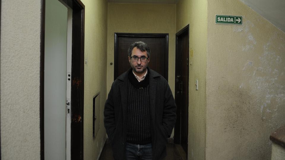 Pablo Verna, hijo del médico y ex capitán del Ejército Julio Alejandro Verna