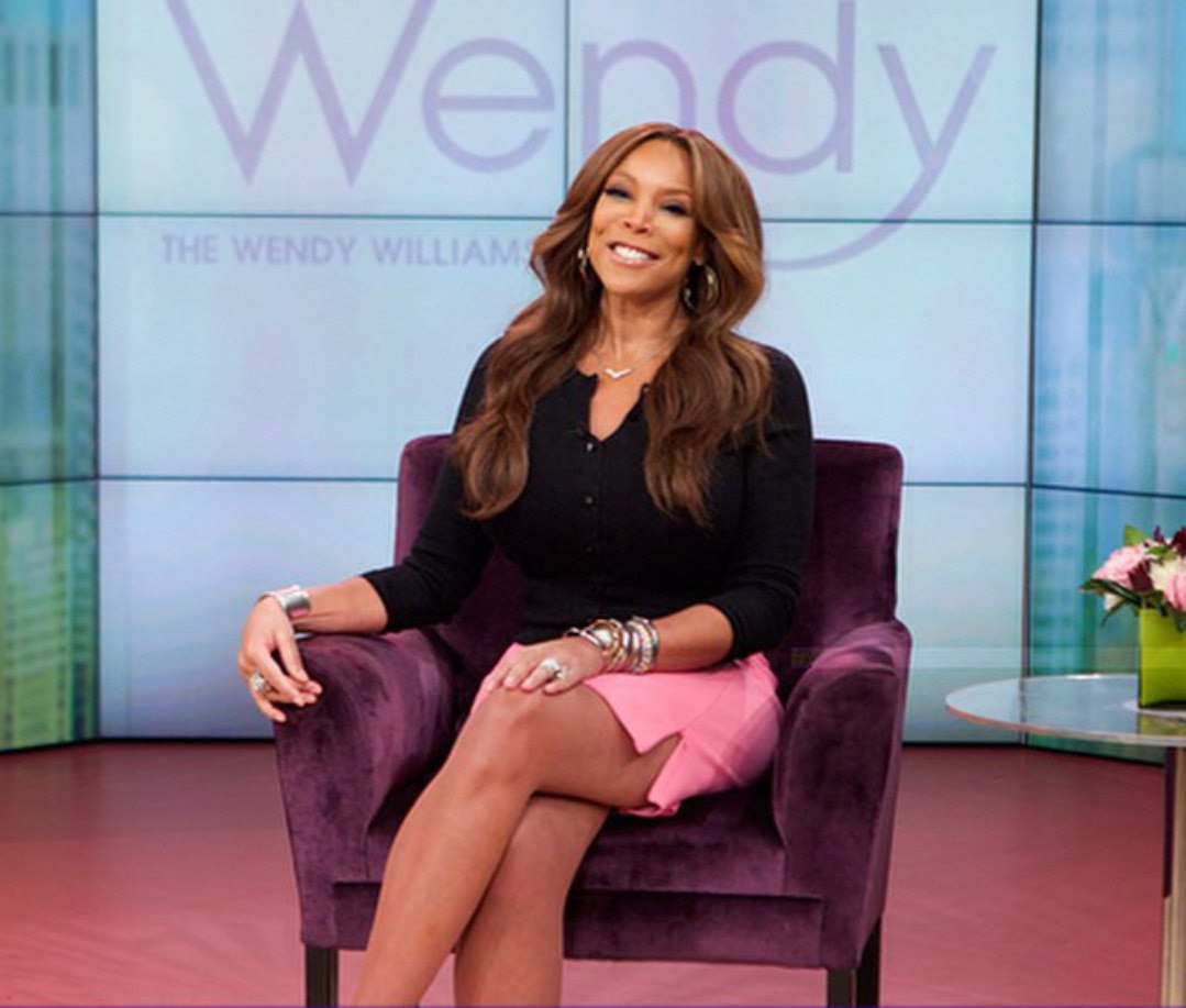 Wendy Williams has revealed that she is presently living in a sober house because of her battles with addiction