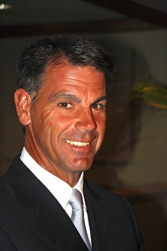 Master of Ceremonies Jimmy Torano
