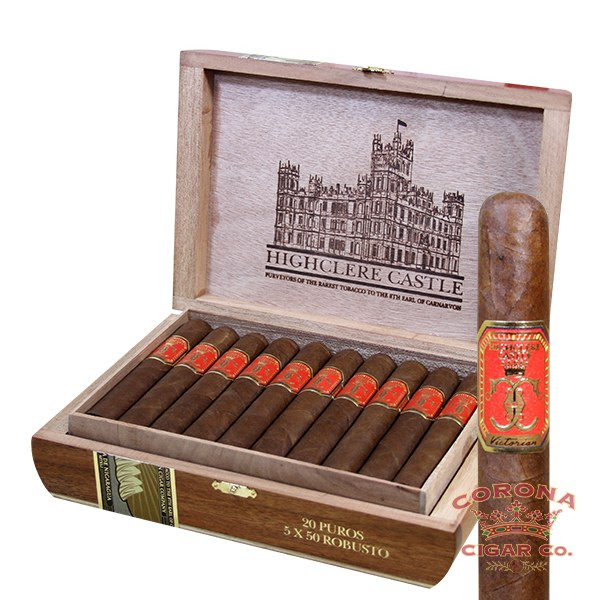 Image of Highclere Castle Victorian Robusto