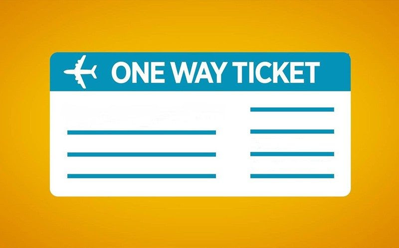 Situations You Should Not Buy a One-way Ticket