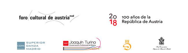 foro cultural de austria mad. /2018 , 100 años de la República de Austria. . CSDMA, Joaquín Turina, RR