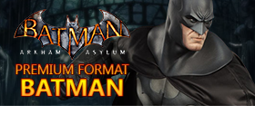 ARKHAM ASYLUM PREMIUM FORMAT BATMAN