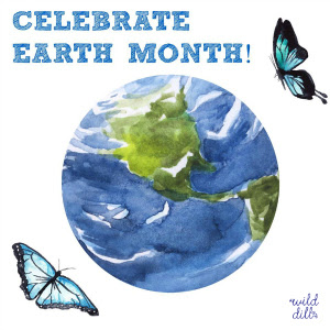 Earth Month Celebrate image