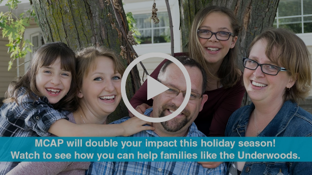 Support Underwood Family this Holiday Season