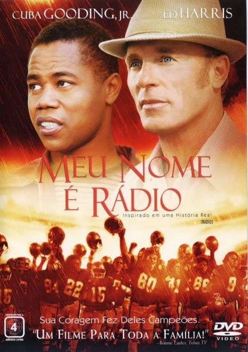 'Meu nome é Radio', inspirado em uma História Real. Sua coragem fez deles campeões.