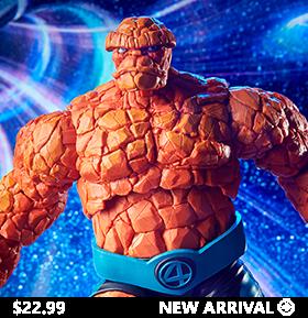 Fantastic Four Marvel Legends Marvel's Thing (Super Skrull BAF)