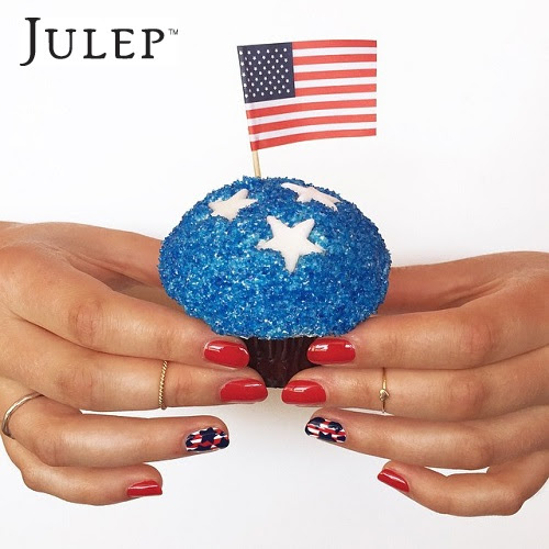 Flag Day Nail Art #2