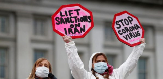 Lift Sanctions on Iran; Stop Coronavirus