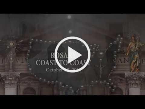 Rosary Coast to Coast 2019