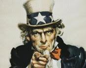 United States Nicknamed Uncle Sam