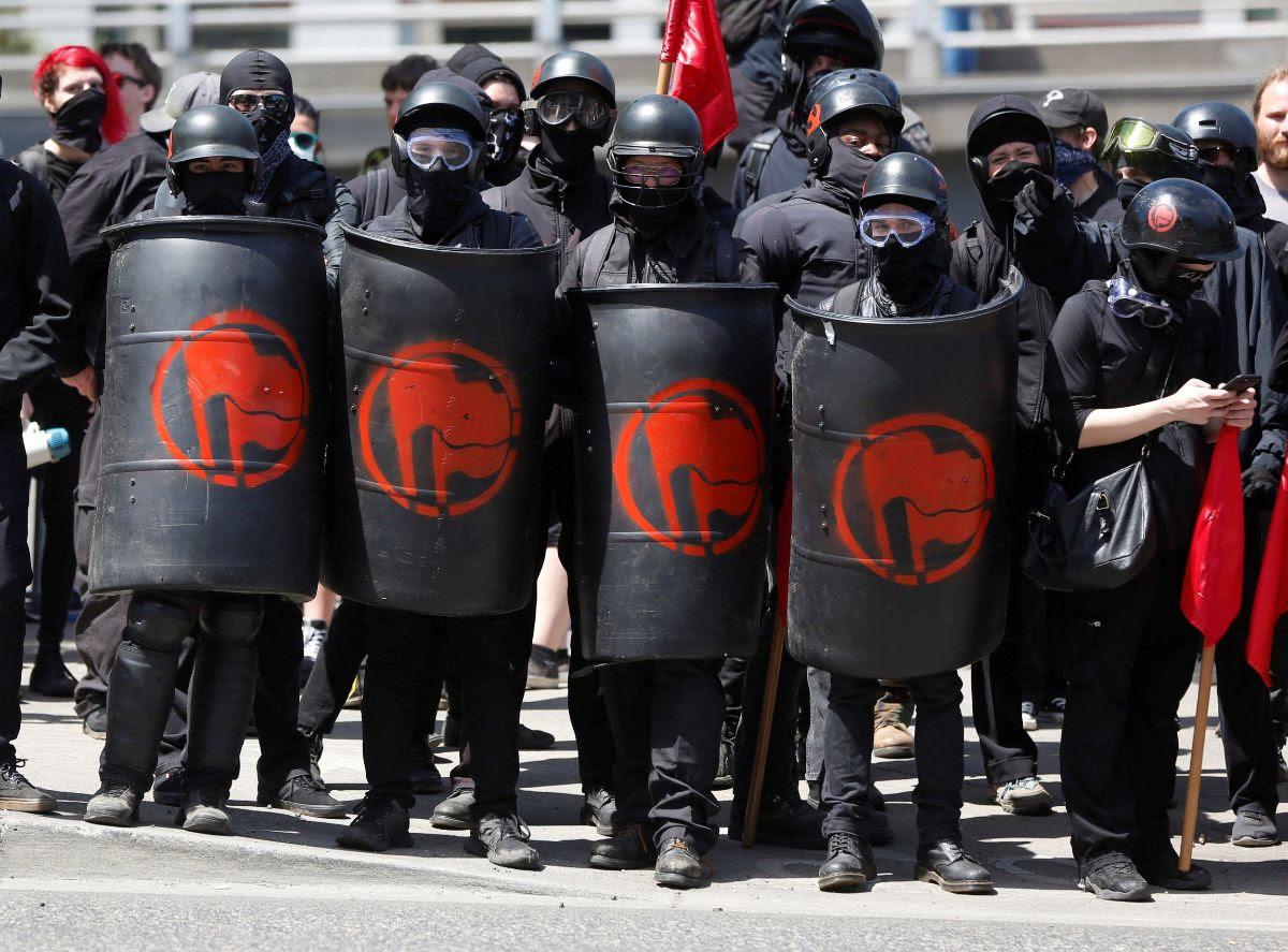 Antifa in Portland