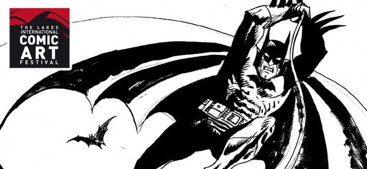 The Big Draw: Batman