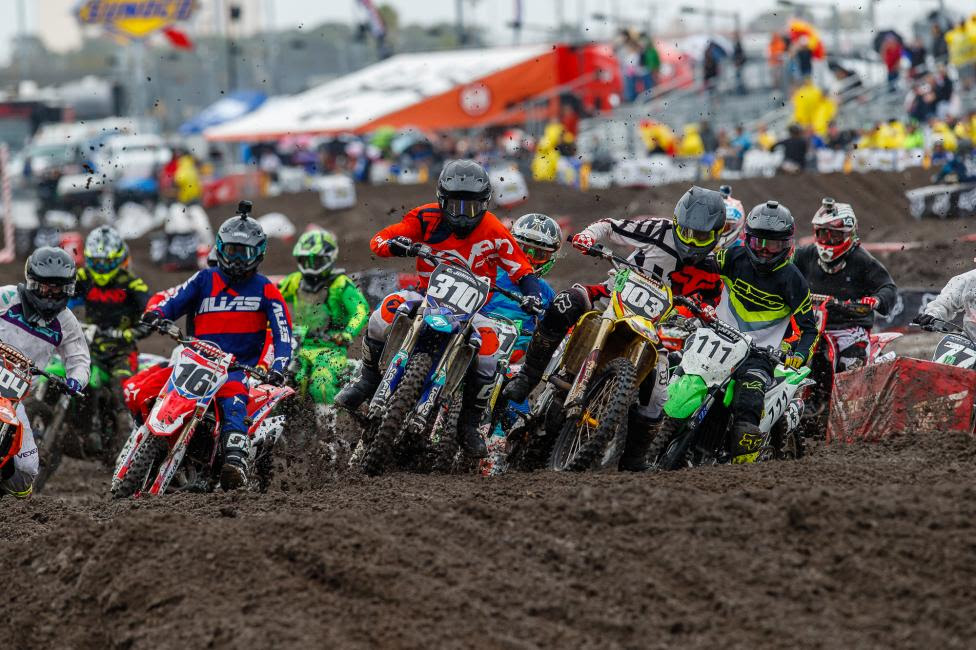 Reserve your spot today for the 2018 FLY Racing ATV Supercross, click HERE.