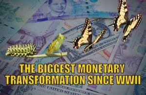 The Biggest Monetary Transformation Since WWII