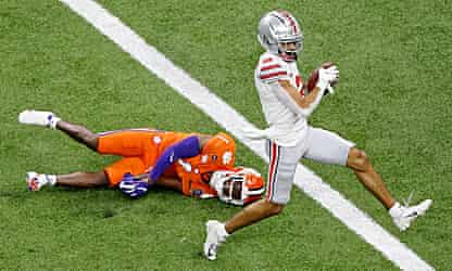 Ohio State upset Clemson to book date with Alabama in title game
