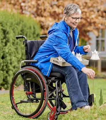 Beratungsservice : Rollstuhl-Aktivrollstuhlversorgungen