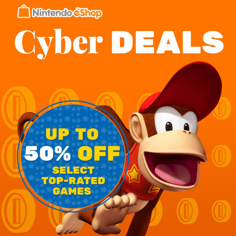 Gaming fans can save up to 50 percent on a selection of top-rated Nintendo 3DS and Wii U games until ...