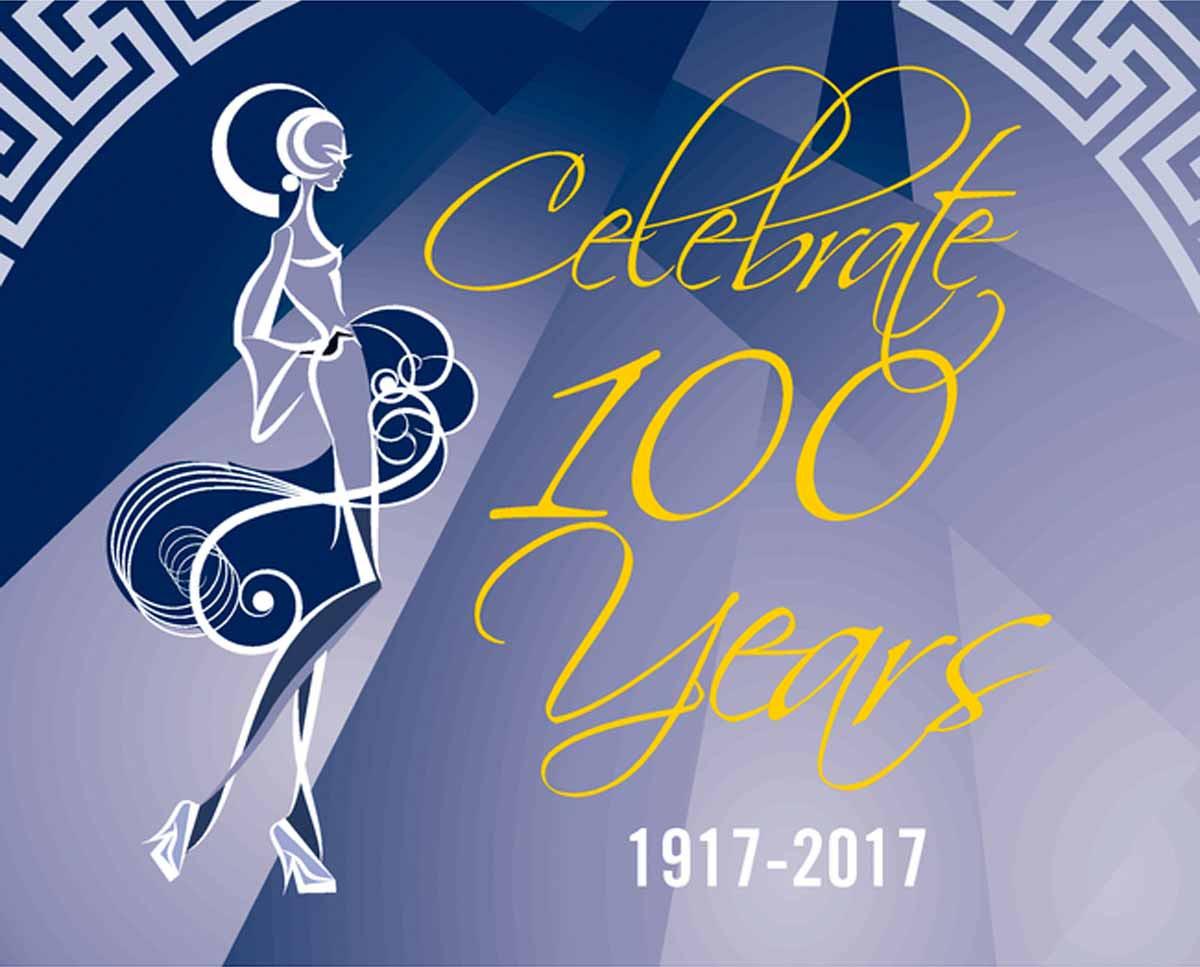 Celebrating 100 Years! 1917-2017