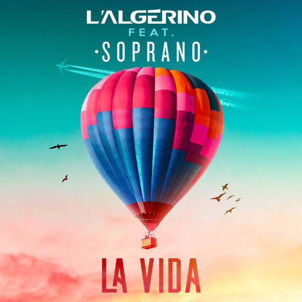Cover Single L'Algerino feat. Soprano
