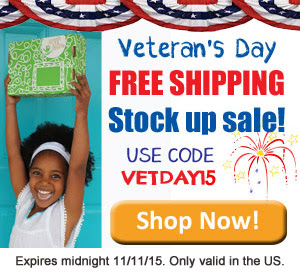 Green Kid Crafts Annual Vetera...