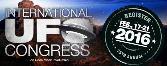 International UFO Congress 2016