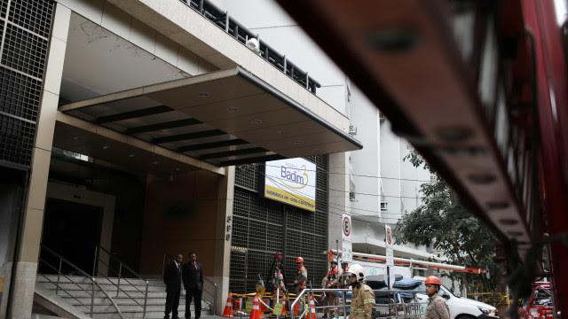 Polícia do Rio indicia oito pessoas por incêndio do Hospital Badim