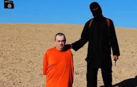 Another Hostage Beheading by ISIS, the Obama 'JV Team'