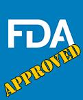 FDA-approved new monogram