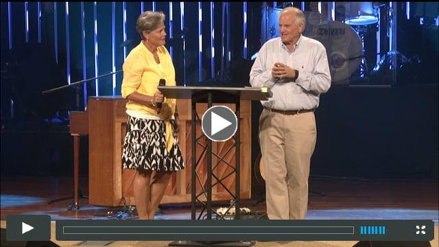 Don't Give Up Along The Way | Paul & Virginia Friesen | August 21st, 2016