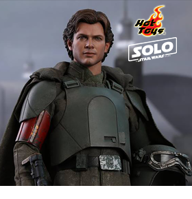 HAN SOLO MUDTROOPER 1/6TH SCALE COLLECTIBLE FIGURE