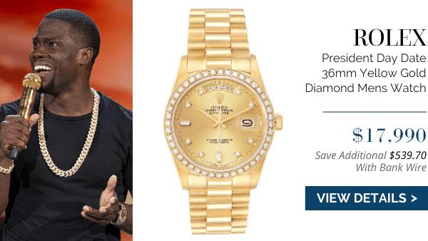 President Day-Date Yellow Gold Diamond