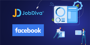 JobDiva Makes Hiring More Efficient by Integrating with Jobs on Facebook