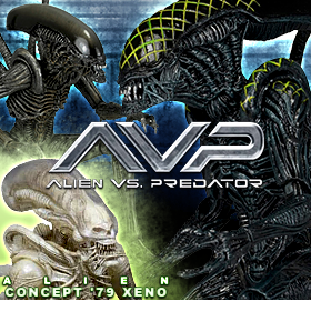 Aliens Figure Series 07