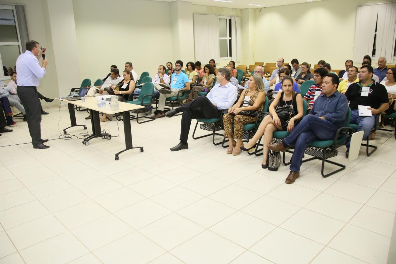 Workshop de Crédito também esclareceu os participantes sobre investimentos na empresa.