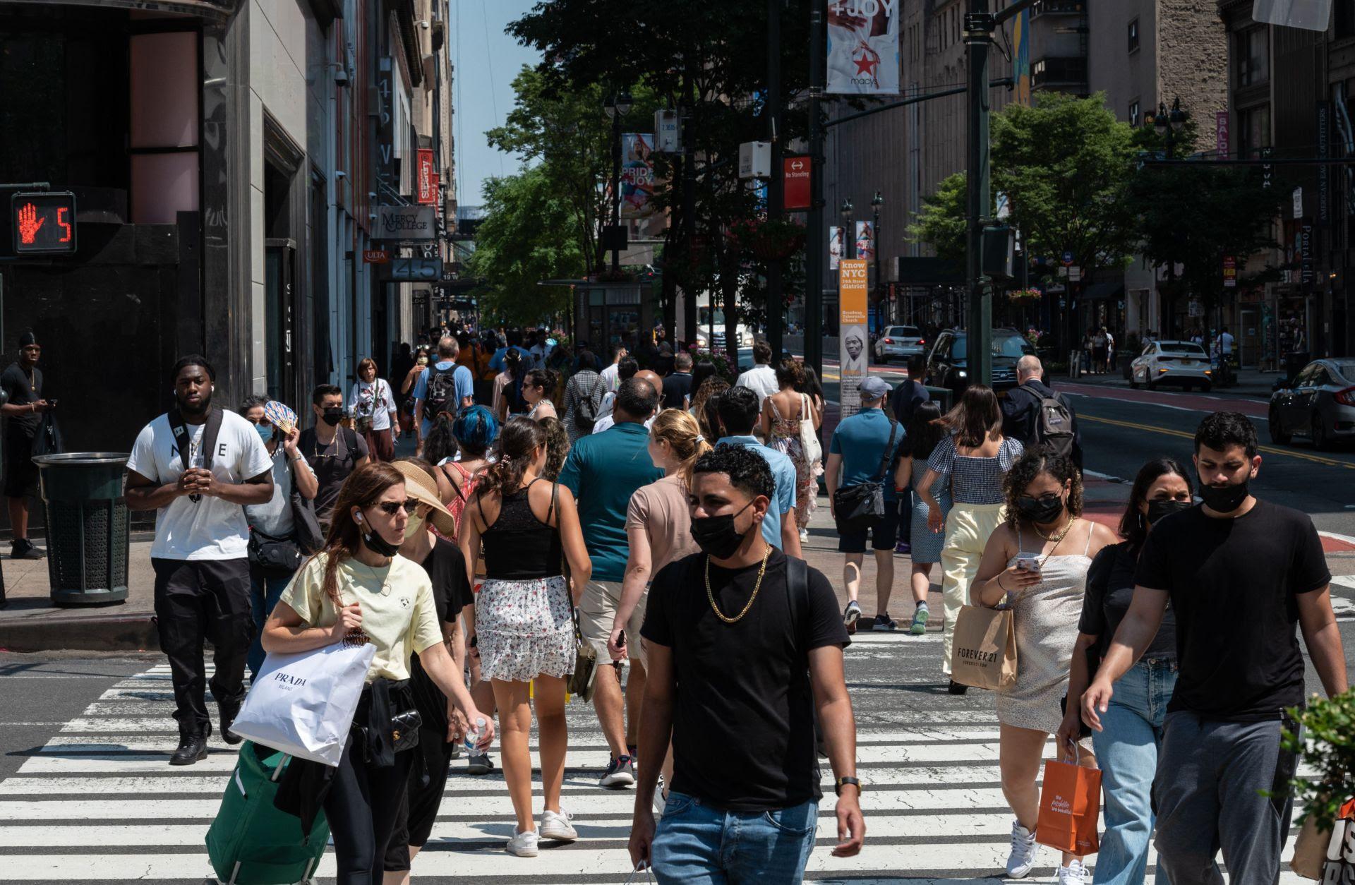 Giá cả thị trường Mỹ trong Tháng Sáu lên cao nhất kể từ 2008 tới nay