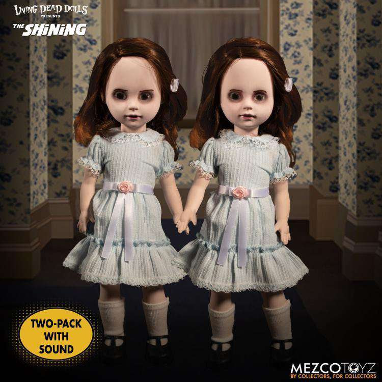 Image of Living Dead Dolls Presents: The Shining Talking Grady Twins Two-Pack