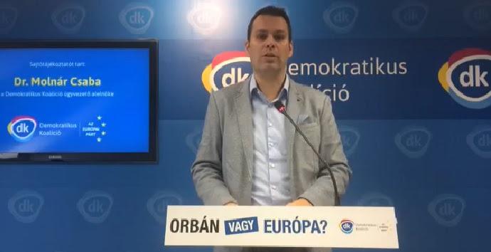 Választási csalás készül? A DK felszólította az Európai Uniót, figyeljenek oda a levélszavazatokr