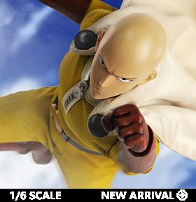 One-Punch Man Saitama (Season 2) Deluxe 1/6 Scale Action Figure