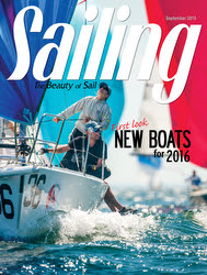 Sailing mag J/105