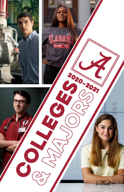 College and Majors Brochure